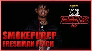 Smokepurpp's Pitch for 2018 XXL Freshman