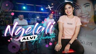 Alvi Ananta - NGELALI (Mung Gitar Iki Hang Dadi Saksi) | (Official Music Video)