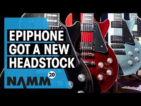 epiphone-namm-2020-|-new-electric-guitars-|-thomann