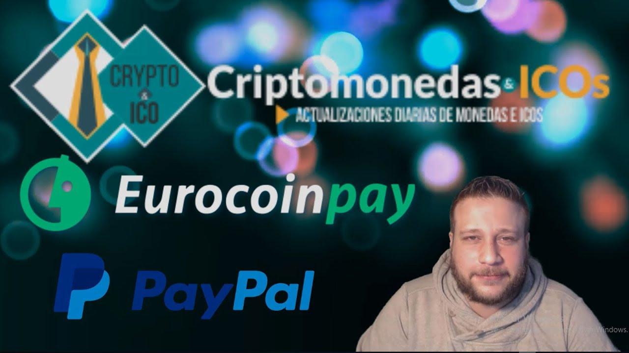 Comprar Bitcoin y Criptomonedas con Paypal sin comisión /// Criptomonedas e ICO