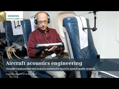 Aircraft acoustics engineering