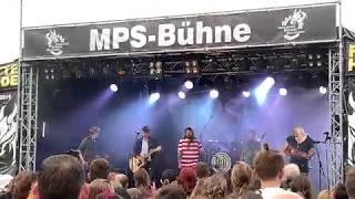Versengold - Butter bei die Fische (Live beim MPS Hohenwestedt 08.06.19)