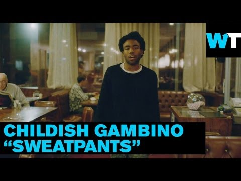 "Childish Gambino's Not Happy About ""Sweatpants"" 