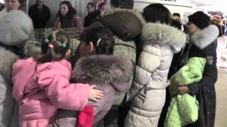 Кролики на выставке ЭКЗОТ-2014