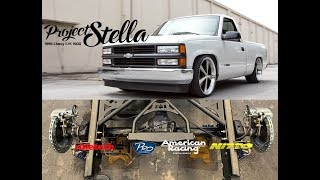 88-98 Chevy GMT400 RideTech Coilover Wishbone Suspension Install