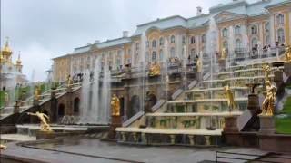 a tour in st petersburg