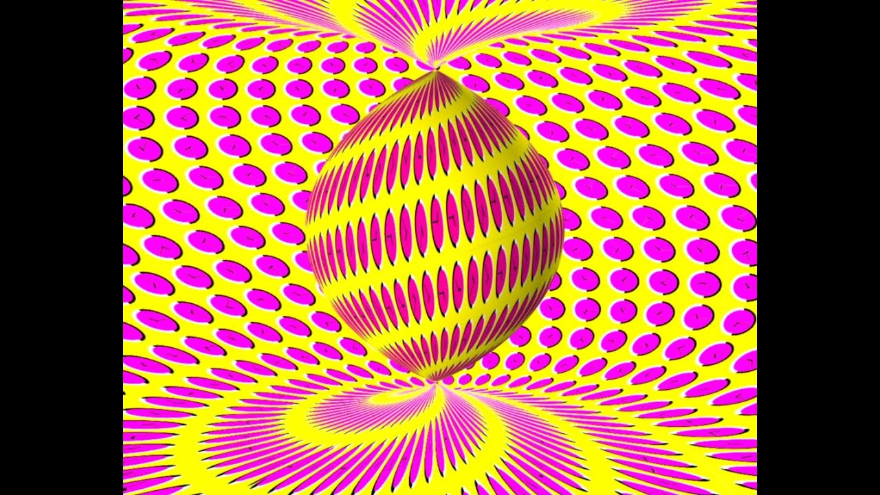 optical illusions illusion moving crazy 3d move mind compilation cool teasers twist illutions clock