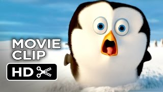 Penguins of Madagascar Movie CLIP - Antarctica 2014 - Benedict Cumberbatch Movie HD