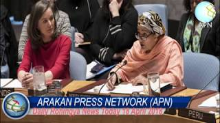 APN Daily Rohingya News Today 18 April 2018,Wednesday