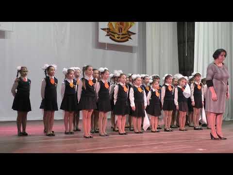 Школа № 16 – «Хотят ли русские войны», «Калинка Малинка»