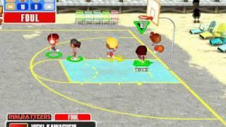Backyard Basketball Season Playthrough: Game 6 - Rim Rattlers vs. Jammers