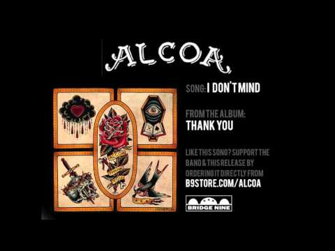 "Alcoa - ""I Don't Mind"" (Official Audio)"