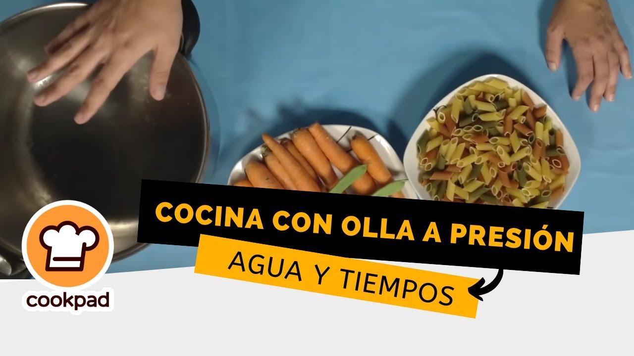 Cantidad de agua y tiempos de cocci n para cocinar en olla - Cocido en la olla express ...