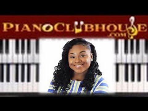 🎹Jekalyn Carr - YOU'RE BIGGER (easy gospel piano tutorial lesson)