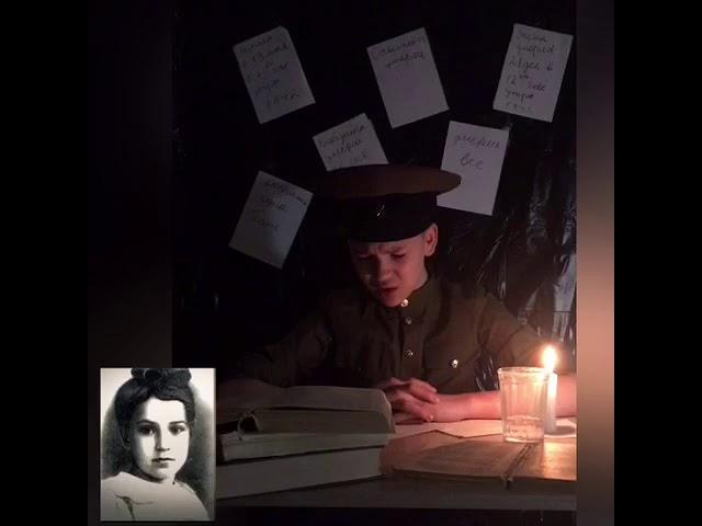 ДШИ №1 ко дню Великой Победы