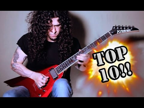Top 10 Life Changing GUITAR SOLOS!!!