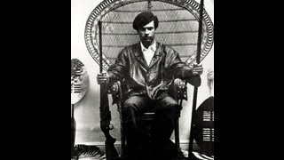 BLACK POWER scientific socialism and HUEY P NEWTON.