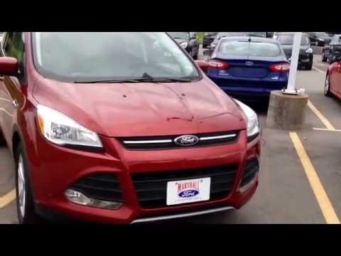 2014 Ford Escape-SE For Sale | Marshall Ford O