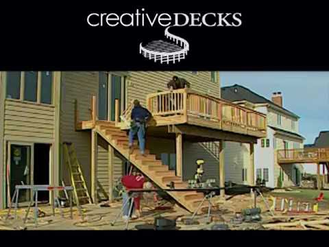 See Creative Decks In Action!