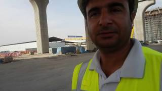 Free Training of Total Station in Urdu (3rd video of Reference Arc with Center, Start Point)