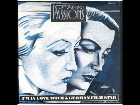 The Passions - I'm in love with a German film star (Extended Glamorous Dub by DJ Chuski)