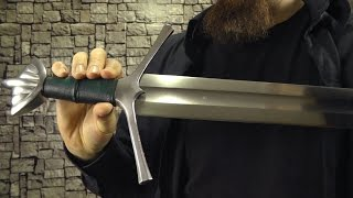 Review: Albion Caithness - High end Scottish arming sword