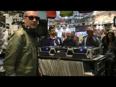 UNKLE At Banquet Records - March 2019