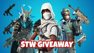 Fortnite STW Trading & Giveaway