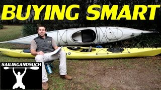 Smart Kayak Buying on a Budget(The best way to step into kayaking? I share my opinion on the wise steps to take when beginning kayaking. S&S Facebook ..., 2016-01-16T15:26:23.000Z)