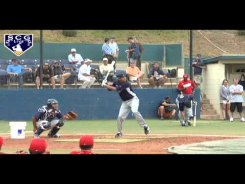 2011 PG All American East Carlos Correa Home Run Derby