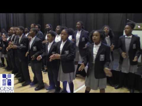 "Gesu 2016 Symposium: Gesu School Gospel Choir, ""Expect a Miracle,"" by Elbernita Clark"