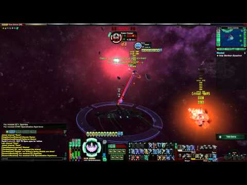 Star Trek Online - Argala Run in T6 Morrigu