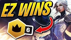 How To Get 6 NOBLES Every Game! | Teamfight Tactics | TFT | League of Legends Auto Chess