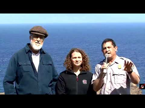 Island of the Blue Dolphins Live Broadcast from Anacapa Island