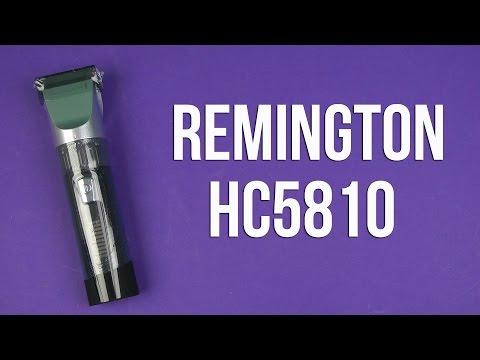 y remington hc5810. Black Bedroom Furniture Sets. Home Design Ideas
