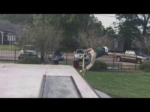 180 Grab of the Quarter - Hammond Dreamland Skate Park