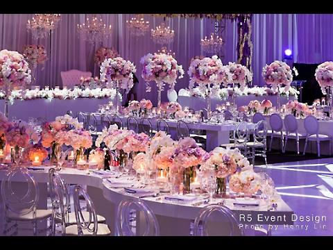 A Crystal Dreamscape Wedding - R5 Event Design