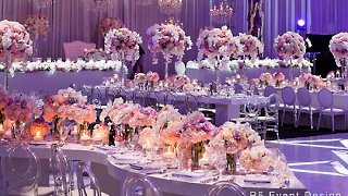 A Crystal Dreamscape Wedding - R5 Event Design
