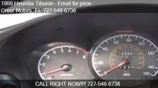 1999 Hyundai Tiburon - for sale in Saint Petersburg, FL 337