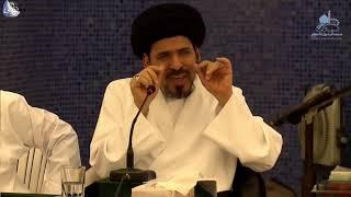 المجتمع الشرقي مجتمع ذكوري مضيع لحقوق المرأة   السيد منير الخباز