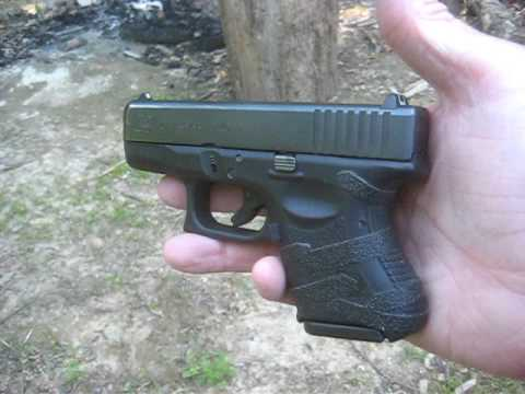 Glock 27 Close up