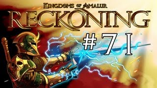 Kingdom of Content - Kingdom of Amalur: Reckoning Walkthrough / Gameplay Part 71 - Opening A Vein