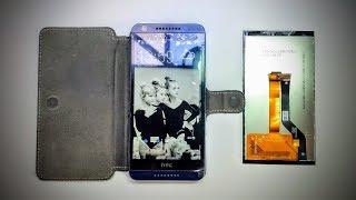 Ремонт HTC Desire 626G DS Замена дисплейнгого модуля