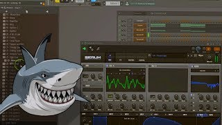 Making Future Bass Tune using MEGALODON Sample Pack!   Pack Go Through / Review