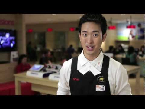 IT Friends Series by TrueMove H : H TV Application