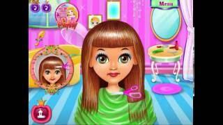 Baby Princess Hair Salon (Холодное сердце: парикмахерская Анны)
