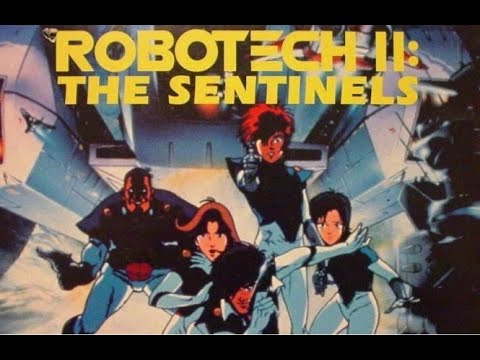 ROBOTECH II: THE SENTINELS Re-mastered