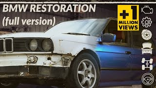 BMW E30 Series Restoration Project