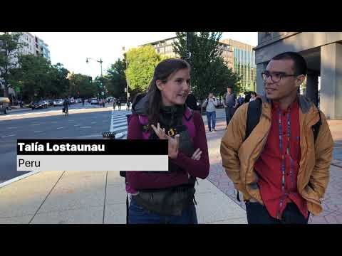 2018 ICFJ Fellows Travel from Latin America to U.S. Newsrooms