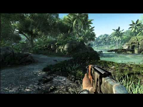Far Cry 3 - Ubisoft E3 Press Conference HD 1080p - Developer chat+gameplay [ FarCry3HQ ]